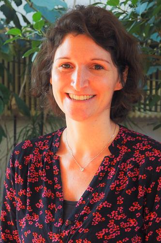 Frau Schütz - Konrektorin